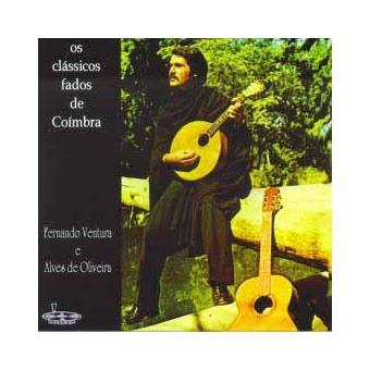 Os Clássicos Fados de Coimbra - CD