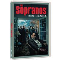 Os Sopranos - 6ª Temporada: Parte 1 - DVD