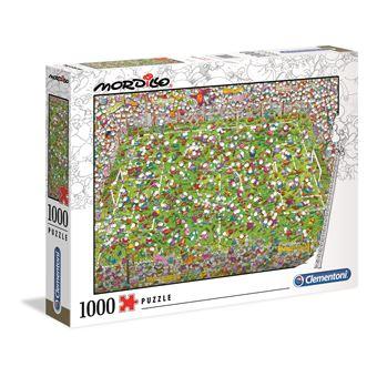 Puzzle Mordillo The Match
