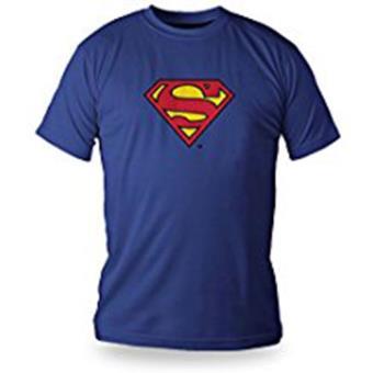 T-Shirt-Superman-Logo (L)