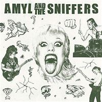 Amyl and The Sniffers - CD