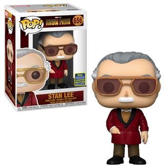 Funko Pop! Iron Man: Stan Lee - Limited Edition - 656