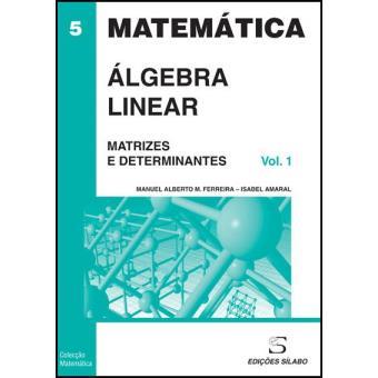 Álgebra Linear: Matrizes e Determinantes Vol 1
