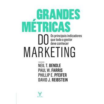 Grandes Métricas do Marketing - Os principais indicadores que todo o gestor deve conhecer