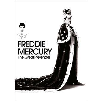 Freddie Mercury: The Great Pretender - DVD Importação