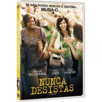 Nunca Desistas (DVD)