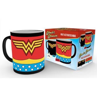 Caneca Termosensível DC Comics Wonder Woman