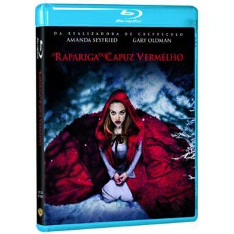 A Rapariga do Capuz Vermelho - Blu-ray