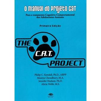 O Manual do Projeto Cat