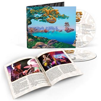 Yes 50 Live - 2CD