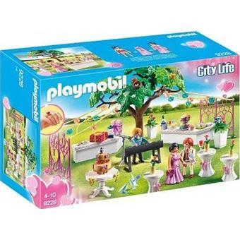 Playmobil City Life 9228 Banquete de Casamento