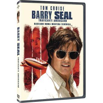 Barry Seal: Traficante Americano (DVD)
