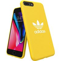 Capa Adidas Adicolor Moulded para iPhone 8 Plus - Amarelo