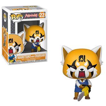 Funko Pop! Aggrestsuko with Chainsaw - 22