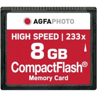 Agfa Compact Flash 233x 8GB 20MB/s