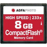 Agfa Compact Flash 233x 8GB 20MB/s