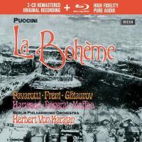 Puccini | La Bohème (2CD + Audio Blu Ray)
