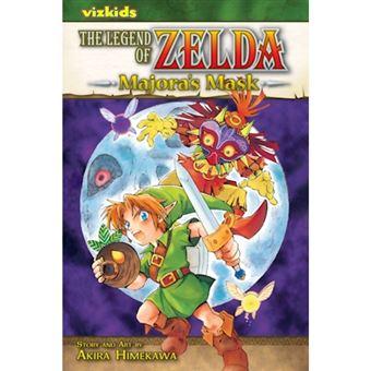 The Legend of Zelda - Book 3: Majora's Mask