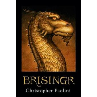 The Inheritance Cycle - Book 3: Brisingr