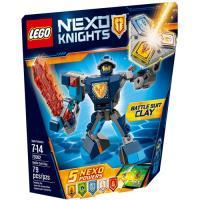LEGO Nexo Knights 70362 Fato de Combate de Clay