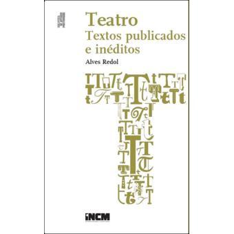 Teatro - Textos Publicados e Inéditos