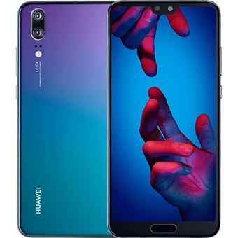 Smartphone Huawei P20 - 128GB - Roxo Twilight