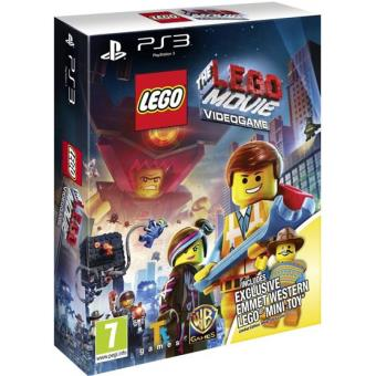 The LEGO Movie: Videogame Western Emmet Minitoy Edition PS3