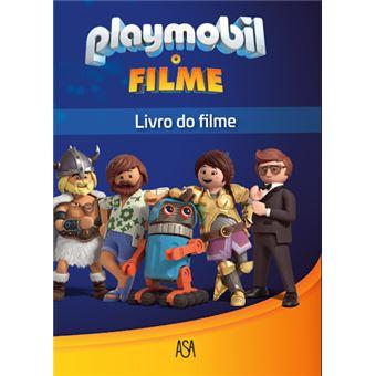 Playmobil, o Filme – Livro do Filme