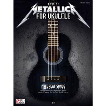 Best of Metallica for Ukulele Songbook