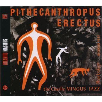 Pithecanthropus Erectus - CD