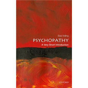 Psychopathy: a very short introduct