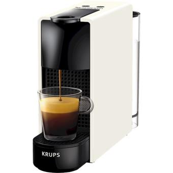 Máquina de Café Krups Nespresso Essenza Mini - Branco