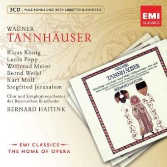 Wagner | Tannhäuser (Dresden version) (3CD)