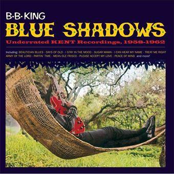 Blue Shadows - CD