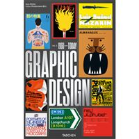 The History of Graphic Design - Book 2: 1960–Today