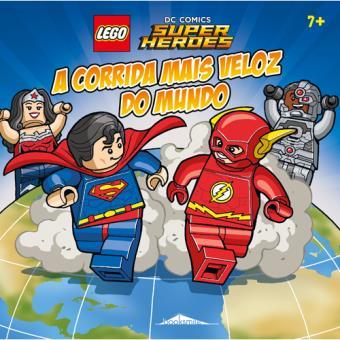 LEGO DC Comics Super Heroes: A Corrida Mais Veloz do Mundo