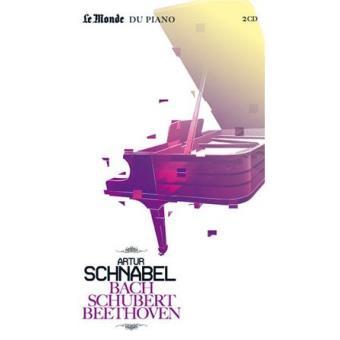 Bach, Schubert & Beethoven (2CD+Livro)