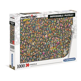Puzzle Mordillo Impossible