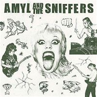 Amyl and The Sniffers - LP 12''