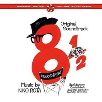 BSO 8 1/2 Original soundtrack