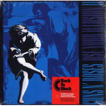 Use Your Illusion II (180g) (Limited Edition) (2LP)