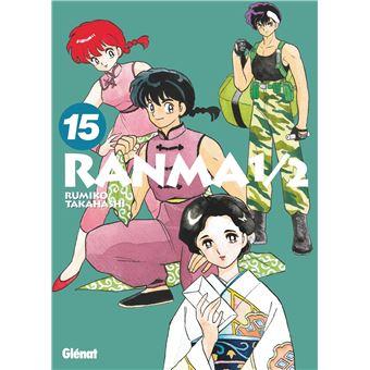 Ranma 1/2 - Édition Originale - Livre 15