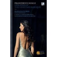 Cavalli   Heroines of the Venetian Baroque (2CD+Livro)