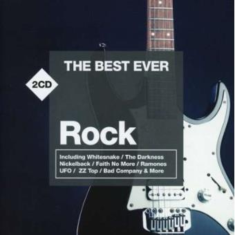 The Best Ever:Rock (2CD)