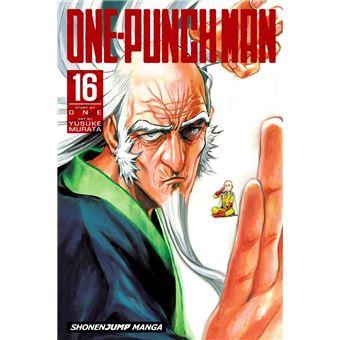 One-Punch Man, Vol. 16