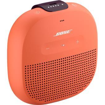 Coluna Bluetooth Bose Soundlink Micro - Laranja