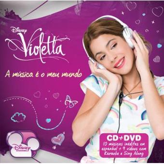 BSO Violetta 2 (CD+DVD)
