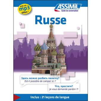 Guide de Conversation Assimil - Russe