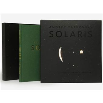 Solaris Collector's Edition - Blu-ray + LP 180gr + CD + Book