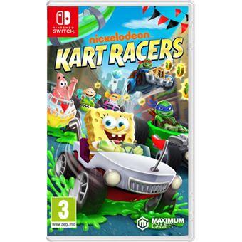 Nickelodeon Kart Racers - Nintendo Switch
